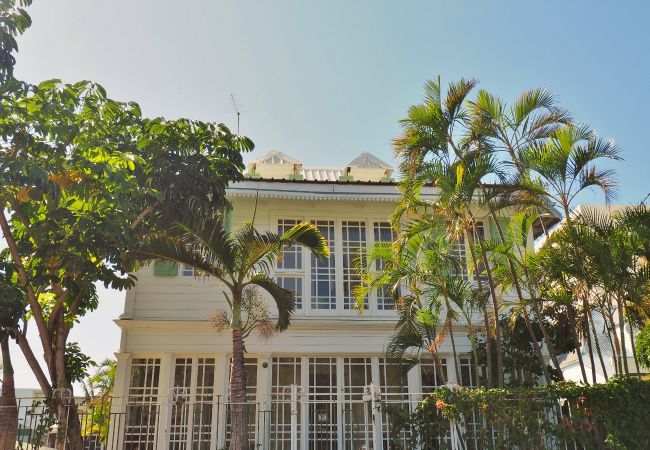 magnifique location meublée à saint-denis de la Réunion