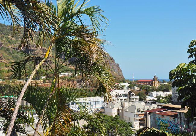 location meublée court séjour à Saint-Denis Réunion