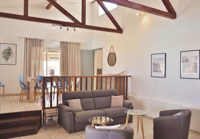Villa Sable d'Or, maison à louer à la Saline les Bains