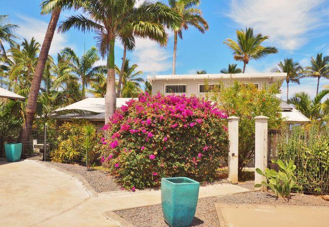plan de location de vacances sur Tropical Home Réunion