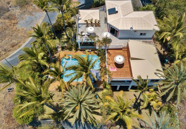 Maison de luxe à la Réunion pour vos vacances