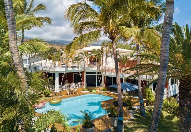 location de vacances luxueuse à la Réunion