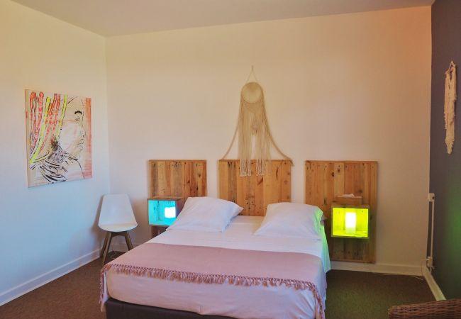 Location avec chambres spacieuses La Réunion