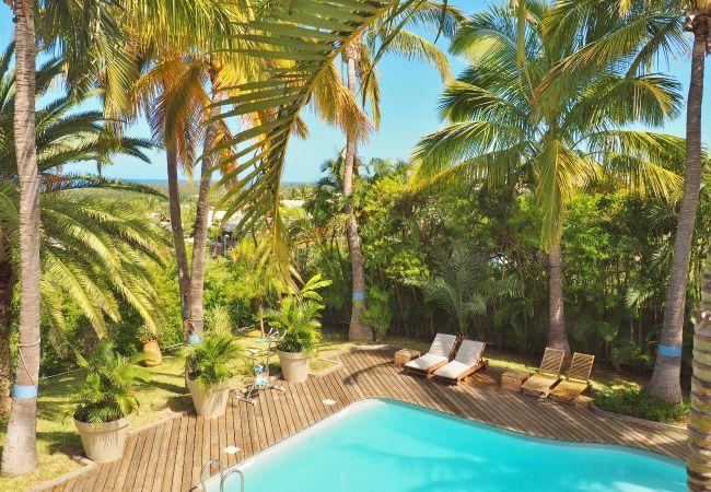 Charmante maison de vacances avec piscine