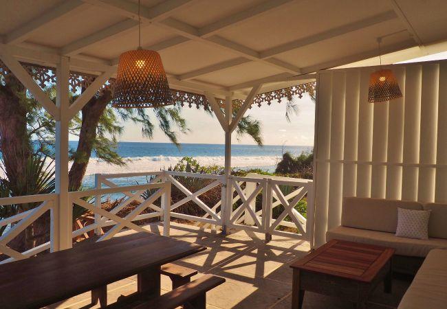 Maison de vacances avec charme à la Réunion 974