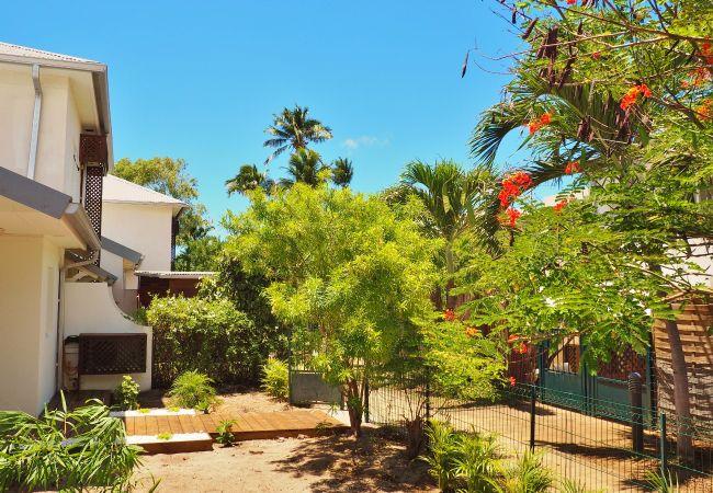 Location d'une maison devant le lagon à la Réunion