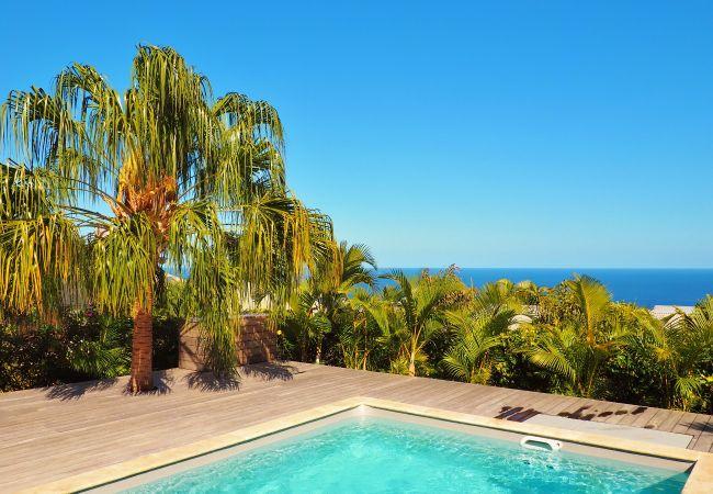 Maison familiale pour des vacances à La Réunion