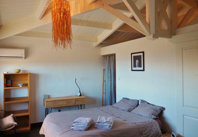 Chambre avec vue océan à La Réunion