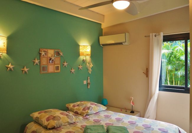 Hébergement à la Réunion avec 4 chambres