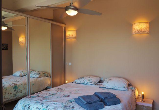 chambre avec vue océan
