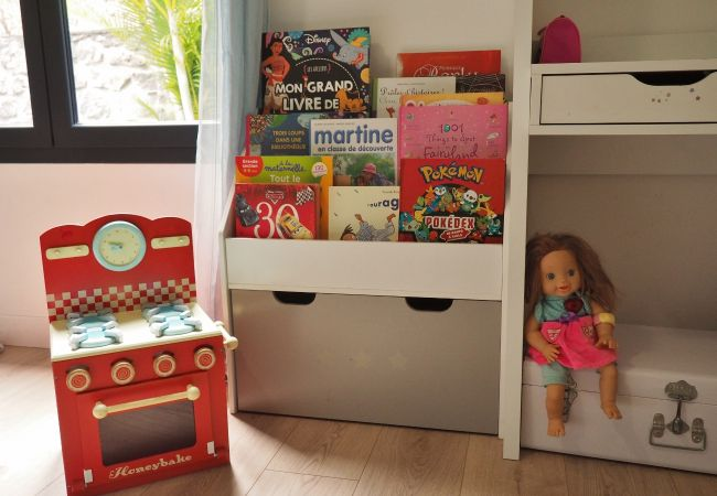 De nombreux équipements pour les enfants