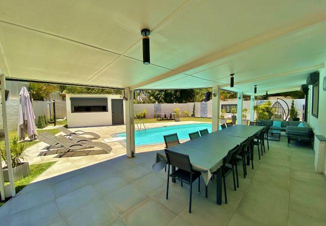Villa Evasion, location de vacances avec piscine La Réunion