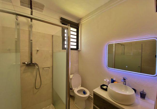 Maison de vacances avec 3 salles de bains
