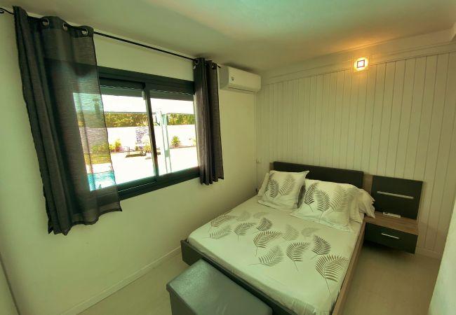 Location de vacances avec 7 chambres à la Réunion