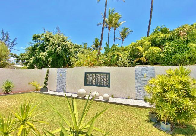 Villa avec jardin entretenu
