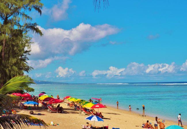 Location de vacances proche de la plage et du lagon à la réunion