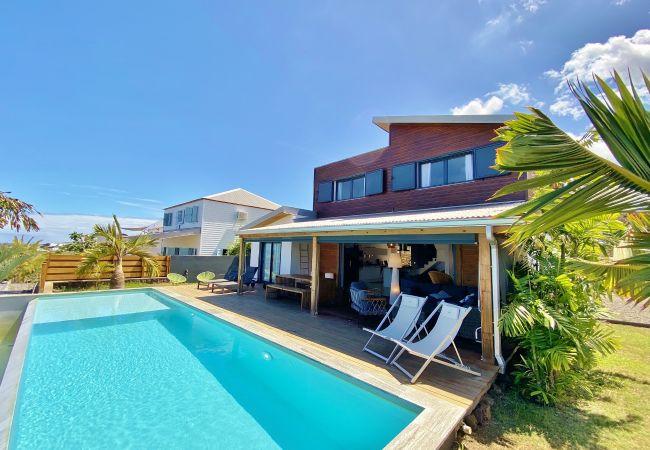 Location de vacances Villa Vert Céladon à La Réunion par Tropical Home