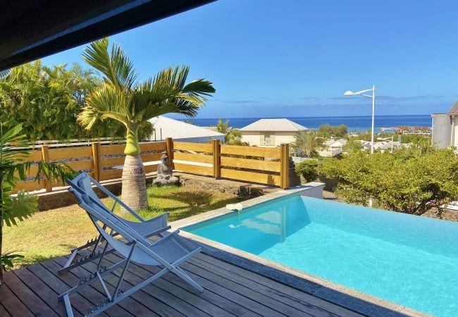 Maison de vacances Vert Céladon avec piscine chauffée