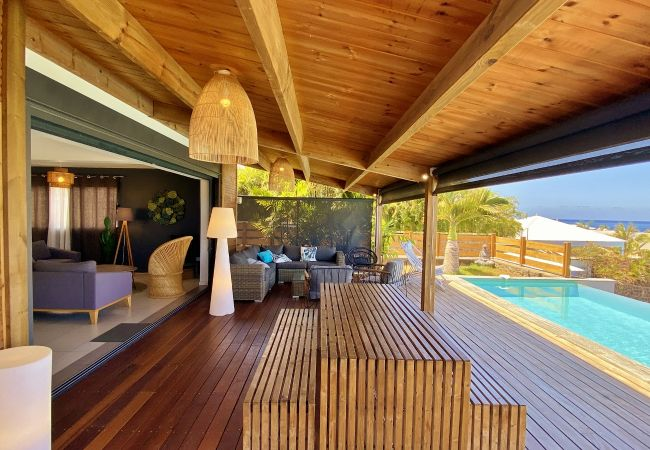 Villa de 4 chambres avec piscine et terrasse