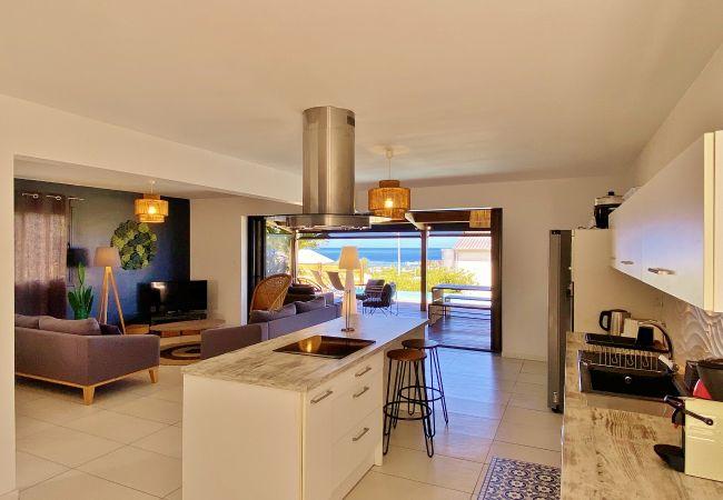Villa avec bel espace de vie à la Réunion