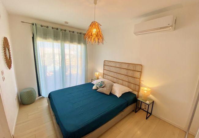 Villa en location avec 4 chambres climatisées
