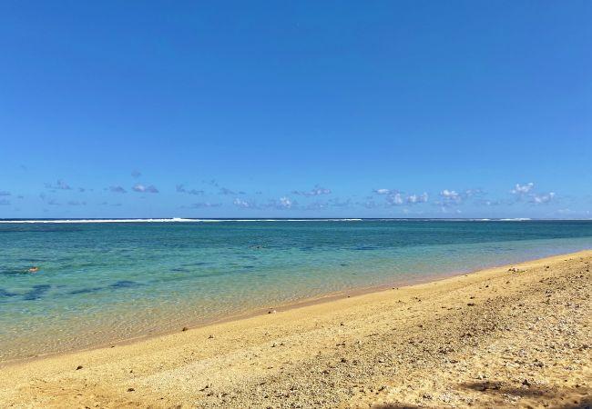 Maison de vacances proche du lagon et de la plage