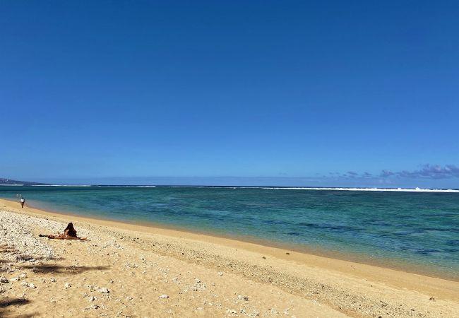 Magnifique location de vacances à 2 pas du lagon