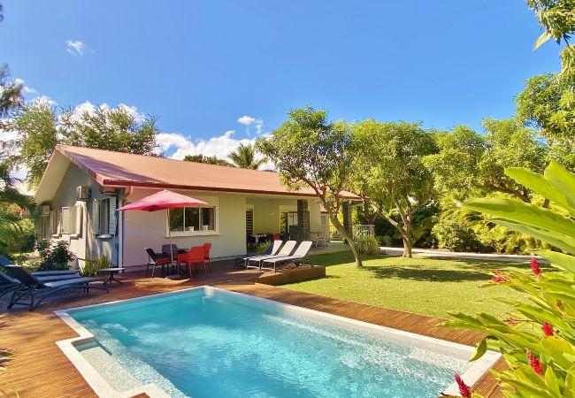 villa manguiers location vacances à la Réunion 974