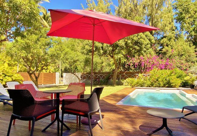 location de vacances avec piscine à la Réunion